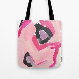 Twirl: Pink Tote Bag