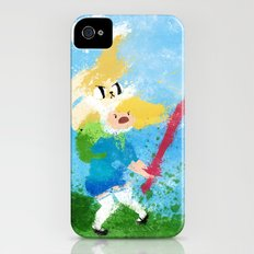 I'm all about swords! Slim Case iPhone (4, 4s)