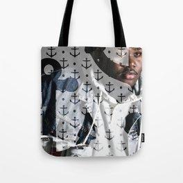 Lski Anchor Tote Bag
