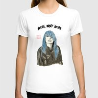 rock and roll T-shirts featuring Rock and Roll by Bryan James
