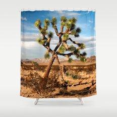 Desert Beauty Shower Curtain