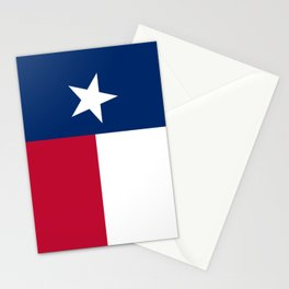 Texas: State Flag of Texas Stationery Cards