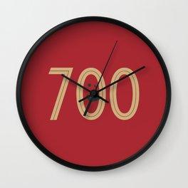 CR700 Wall Clock