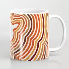 Coziness is a kitten in October Coffee Mug
