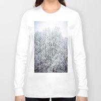 frozen Long Sleeve T-shirts featuring Frozen  by JMcCool