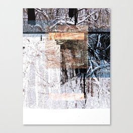 New Year's Day Canvas Print