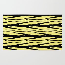 A New Wild - Yellow Rug