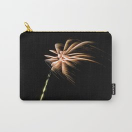 Golden Palm Explosion Carry-All Pouch