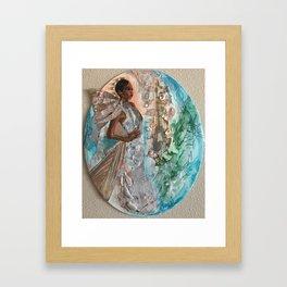 J'aime Josephine Framed Art Print