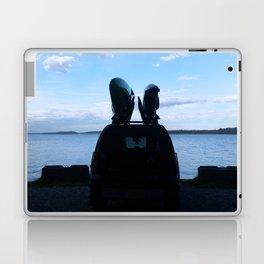 Kayaking in Puget Sound Laptop & iPad Skin