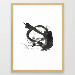 Mark Making I Framed Art Print