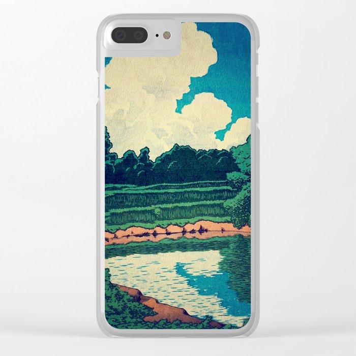 3 Days at Denka Clear iPhone Case