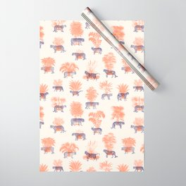 Where they Belong - Tigers Wrapping Paper