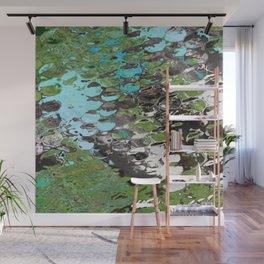 Moss Pond Wall Mural