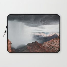 a storm in the grand canyon Laptop Sleeve