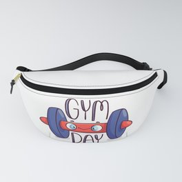 Gym Day Fanny Pack