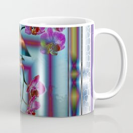 ORCHIDS AND LACE Coffee Mug