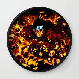 hokage hashirama Wall Clock