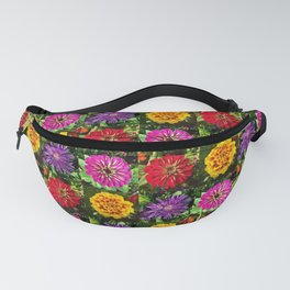 Summer Bouquet 3 Fanny Pack