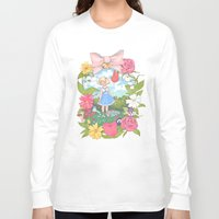 animal crossing Long Sleeve T-shirts featuring Animal Crossing by Julia Marshall