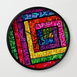 215 Wall Clock