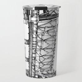 Queensboro Bridge Travel Mug