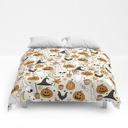 Happy Halloween Comforters