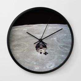Apollo 10 - Far Side Of The Moon Wall Clock