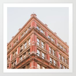 Corner Building - NYC Photography Art Print
