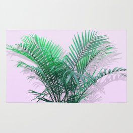 Palms on Musk Rug