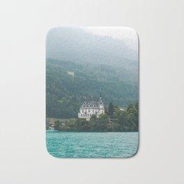 Iseltwald Switzerland Bath Mat