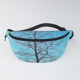 Alone and Leafless Fanny Pack