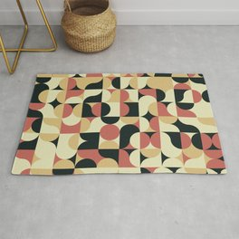 Abstract Geometric Artwork 41 Rug