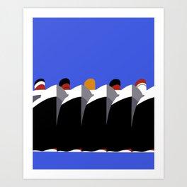 TIR - Vintage Poster - Ship - Graphic Art Print