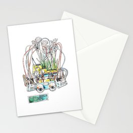 Majorana Plicata Stationery Cards