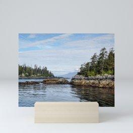 Sitka Islands Mini Art Print