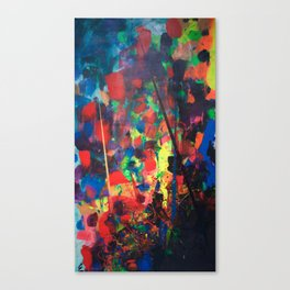 Unified variety, varied unity #3 Canvas Print