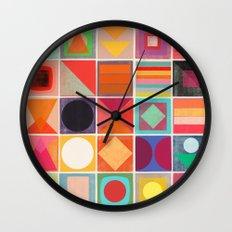awake 1 Wall Clock