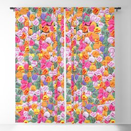 Sweethearts Blackout Curtain