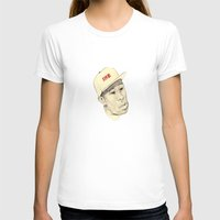 tyler spangler T-shirts featuring Tyler by withapencilinhand