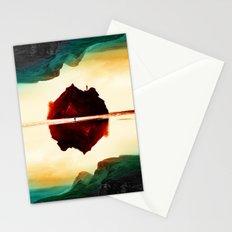 Isolation Island Stationery Cards