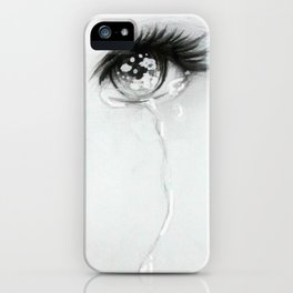 Just A smile  iPhone Case