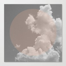 Misty Cloud Canvas Print