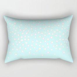 Neige du matin Rectangular Pillow