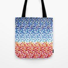 Venice Beach Funfetti Sunset Tote Bag