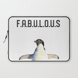 Fabulous Penguin Laptop Sleeve