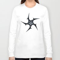 evil Long Sleeve T-shirts featuring Evil by GLR67