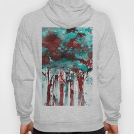 Song Of The Trees 9f by Kathy Morton Stanion Hoody