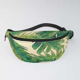 Palms #palm #palms #flower Fanny Pack