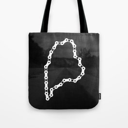 Ride Statewide - Maine Tote Bag